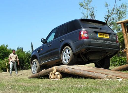 Land Rover Range Rover Sport 2.7TD: Test Drive - Foto 9 di 19