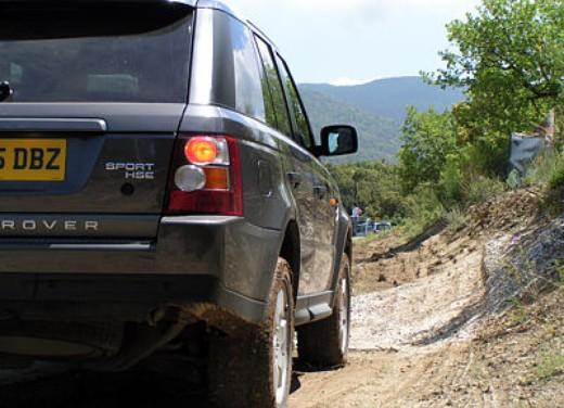 Land Rover Range Rover Sport 2.7TD: Test Drive - Foto 10 di 19