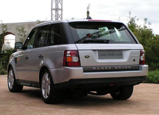 Land Rover Range Rover Sport 2.7TD: Test Drive - Foto 11 di 19