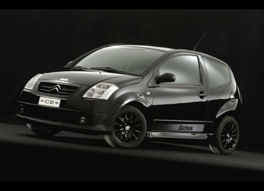 Citroen C2 Batman