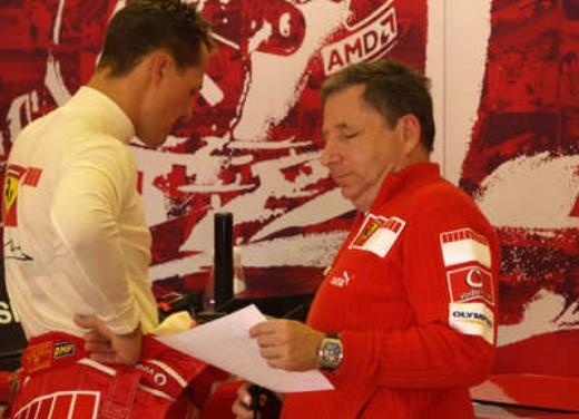 Infosport: Schumi alla Mercedes e Kimi alla Ferrar