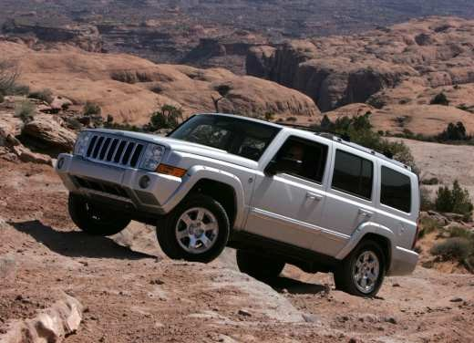 Jeep Commander – Test Drive