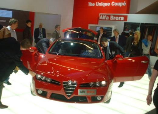 Alfa Romeo al Salone di Francoforte 2005