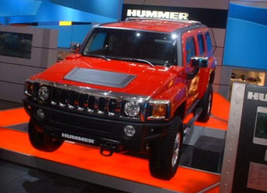 Hummer al Salone di Francoforte 2005