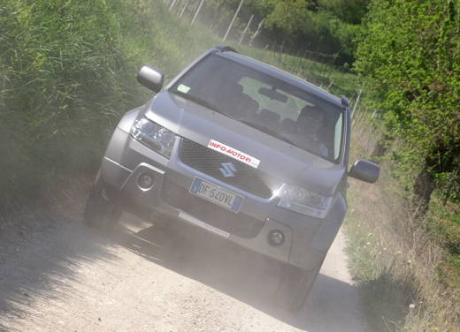 Suzuki Gran Vitara – Long Test