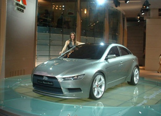 Mitsubishi al Salone di Francoforte 2005 - Foto 1 di 17
