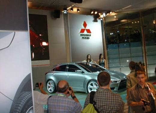 Mitsubishi al Salone di Francoforte 2005 - Foto 11 di 17