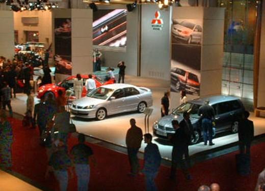 Mitsubishi al Salone di Francoforte 2005 - Foto 16 di 17