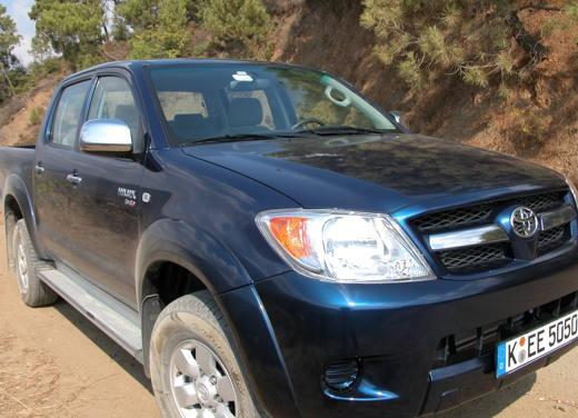 Toyota Hilux: Test Drive - Foto 4 di 20