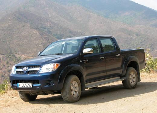 Toyota Hilux: Test Drive - Foto 5 di 20