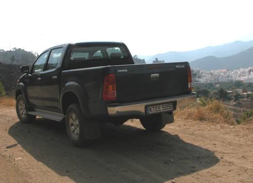 Toyota Hilux: Test Drive - Foto 7 di 20