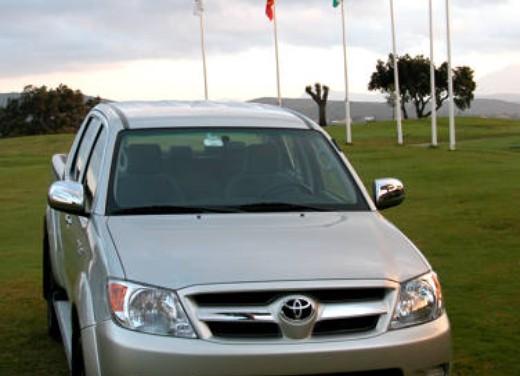 Toyota Hilux: Test Drive - Foto 12 di 20