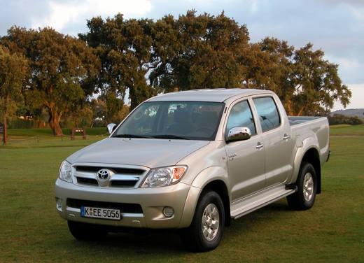 Toyota Hilux: Test Drive - Foto 13 di 20