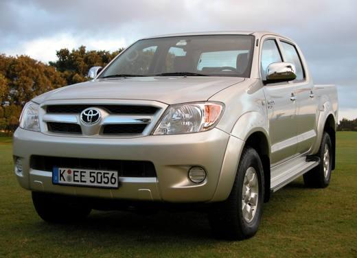 Toyota Hilux: Test Drive - Foto 14 di 20