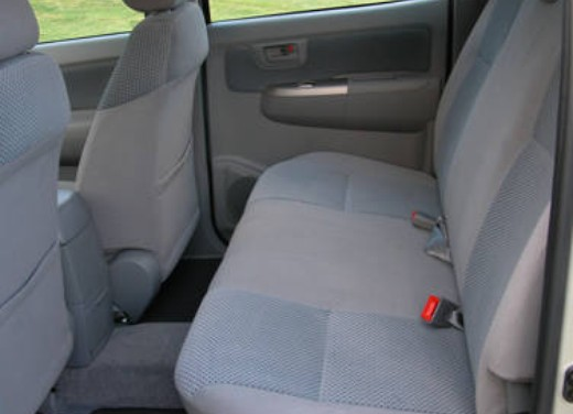 Toyota Hilux: Test Drive - Foto 18 di 20