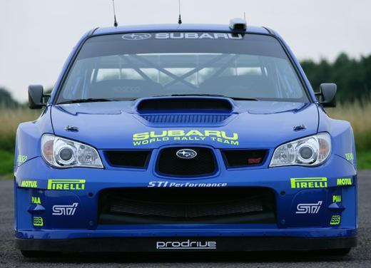 Nuova Subaru Impreza WRC 2006