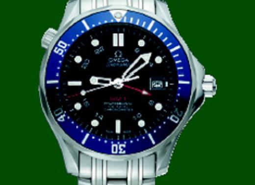 Accessori: Omega Seamaster GMT orologio
