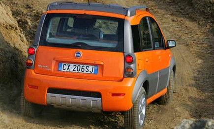 Fiat Panda Cross – Test Drive - Foto 25 di 104