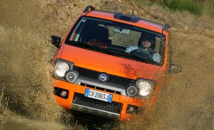 Fiat Panda Cross – Test Drive - Foto 27 di 104