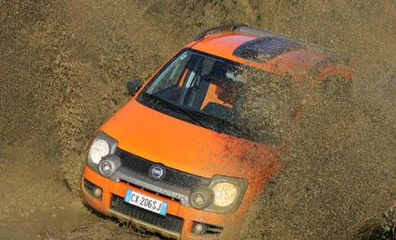 Fiat Panda Cross – Test Drive - Foto 28 di 104