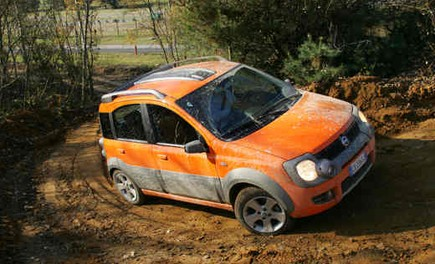 Fiat Panda Cross – Test Drive - Foto 29 di 104