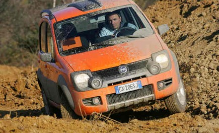 Fiat Panda Cross – Test Drive - Foto 30 di 104