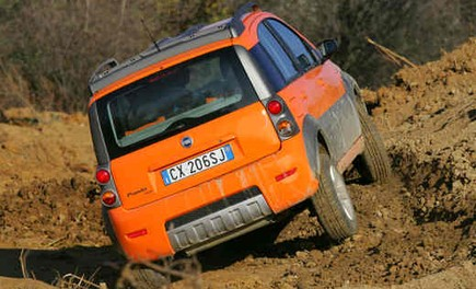 Fiat Panda Cross – Test Drive - Foto 31 di 104