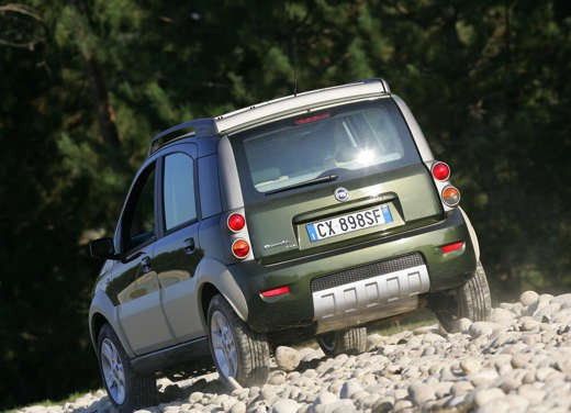 Fiat Panda Cross – Test Drive