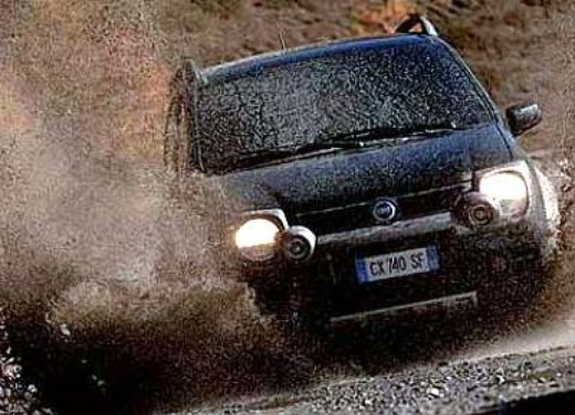 Fiat Panda Cross – Test Drive - Foto 4 di 104