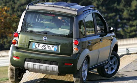 Fiat Panda Cross – Test Drive - Foto 34 di 104