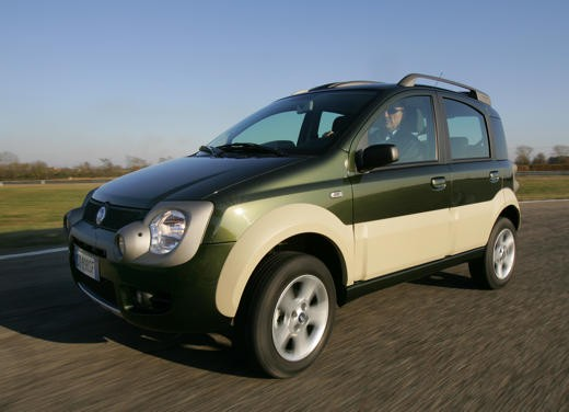 Fiat Panda Cross – Test Drive - Foto 39 di 104