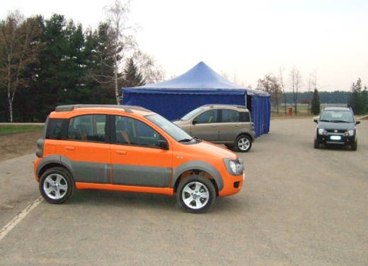Fiat Panda Cross – Test Drive - Foto 17 di 104