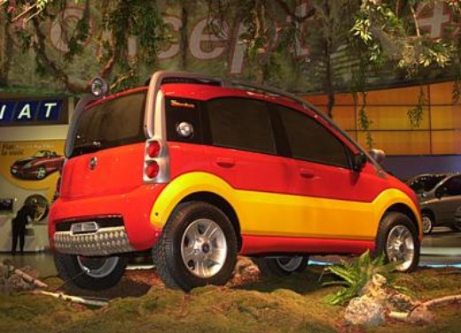 Fiat Panda Cross – Test Drive - Foto 13 di 104