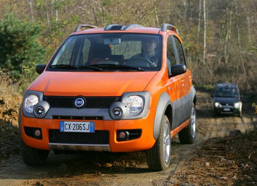 Fiat Panda Cross – Test Drive - Foto 20 di 104