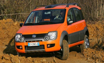 Fiat Panda Cross – Test Drive - Foto 21 di 104