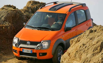 Fiat Panda Cross – Test Drive - Foto 23 di 104