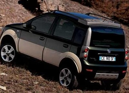 Fiat Panda Cross – Test Drive - Foto 5 di 104
