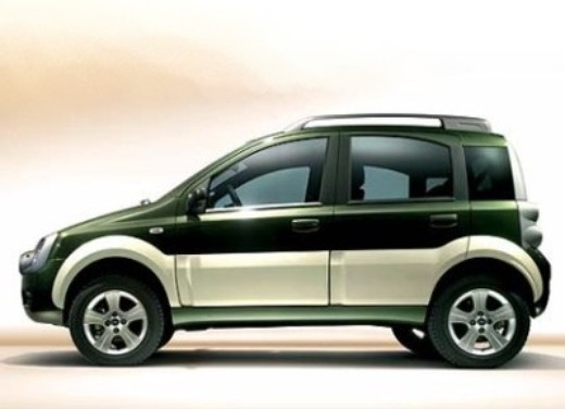 Fiat Panda Cross – Test Drive - Foto 10 di 104