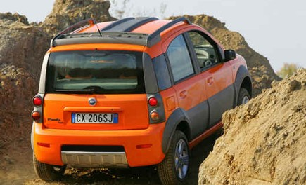 Fiat Panda Cross – Test Drive - Foto 63 di 104