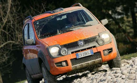 Fiat Panda Cross – Test Drive - Foto 71 di 104