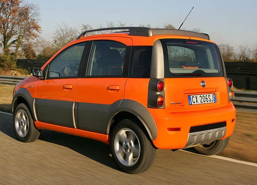 Fiat Panda Cross – Test Drive - Foto 78 di 104