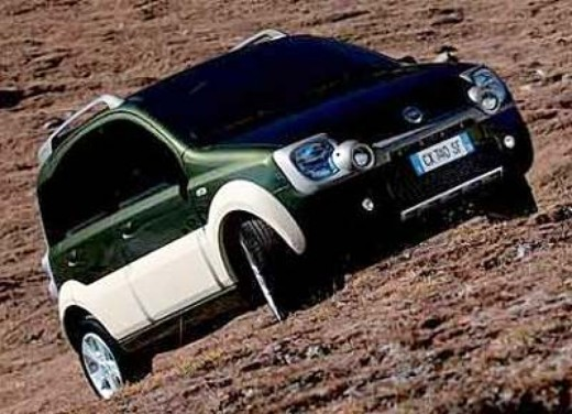 Fiat Panda Cross – Test Drive - Foto 94 di 104