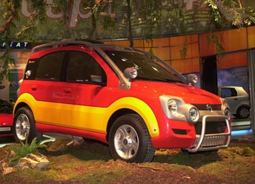 Fiat Panda Cross – Test Drive - Foto 102 di 104