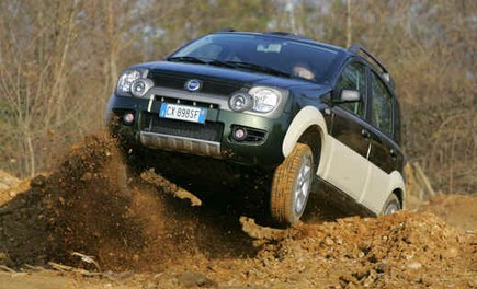 Fiat Panda Cross – Test Drive - Foto 61 di 104