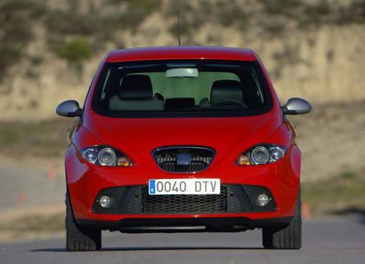 Seat Altea FR – Test Drive