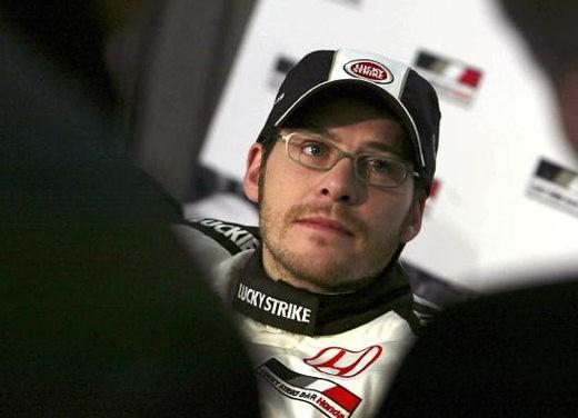 Speciale: Jacques Villeneuve con BMW Sauber F1