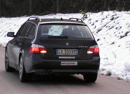 BMW 530xd – Test Drive - Foto 8 di 27