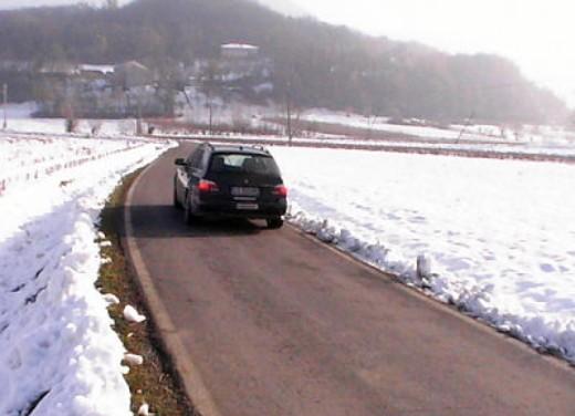 BMW 530xd – Test Drive - Foto 10 di 27