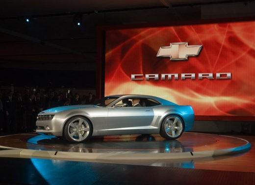 Chevrolet Camaro: caratteristiche e motori