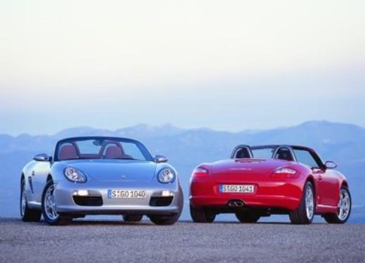 Porsche nuova Boxster - Foto 3 di 10